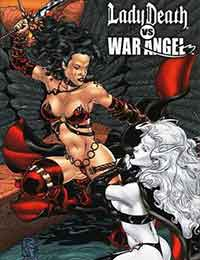 Brian Pulido's Lady Death vs War Angel