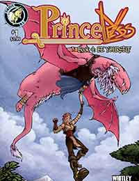 Princeless Book 4: Be Yourself (2015)