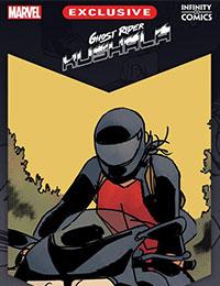 Ghost Rider: Kushala Infinity Comic