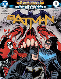 Batman Halloween Comic Fest Special Edition
