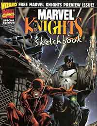 Marvel Knights Sketchbook