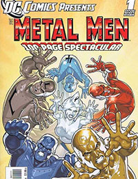 DC Comics Presents: The Metal Men