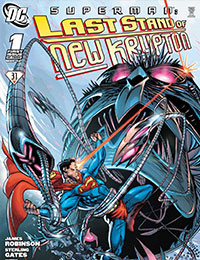 Superman: Last Stand of New Krypton