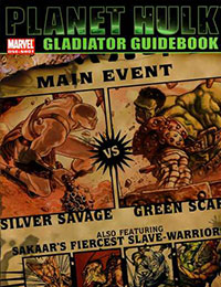 Planet Hulk: Gladiator Guidebook