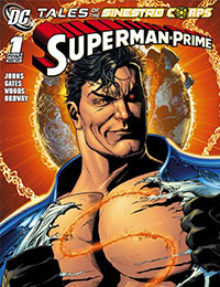 Tales of the Sinestro Corps: Superman-Prime