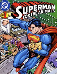 Superman For the Animals