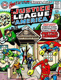 Silver Age: Justice League of America