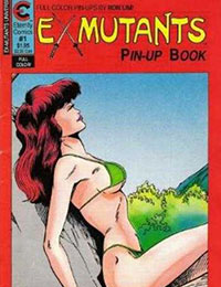 Ex-Mutants: Pin-Up Book