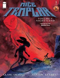 The Mice Templar Volume 5: Night's End