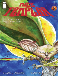 The Mice Templar Volume 4: Legend