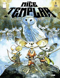 The Mice Templar Volume 1