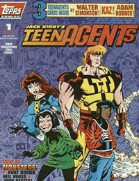 Jack Kirby's TeenAgents