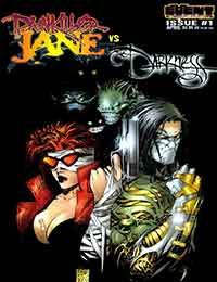 Painkiller Jane vs. The Darkness