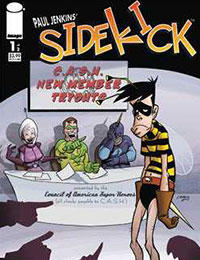 Paul Jenkins' Sidekick Summer Special