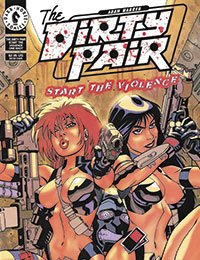 Dirty Pair: Start the Violence