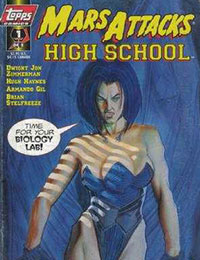 Mars Attacks High School