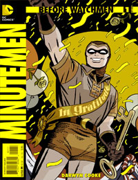 Before Watchmen: Minutemen