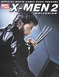 X-Men 2 Movie Prequel: Wolverine