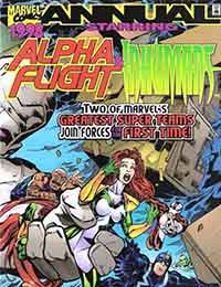 Alpha Flight / Inhumans '98