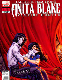 Anita Blake, Vampire Hunter: Circus of the Damned - The Scoundrel