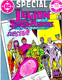 Legion of Substitute Heroes Special