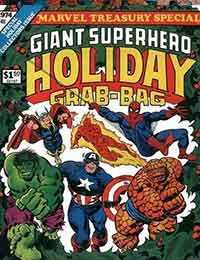Marvel Treasury Special, Giant Superhero Holiday Grab-Bag
