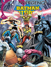 Convergence Batman and the Outsiders
