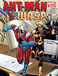 Ant-Man & Wasp