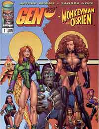 Gen13/MonkeyMan and O'Brien