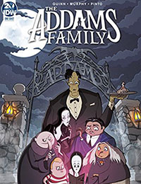 Addams Family: The Bodies Issue
