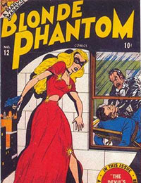 Blonde Phantom Comics