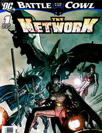 Batman: Battle for the Cowl: The Network
