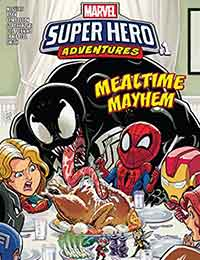 Marvel Super Hero Adventures: Captain Marvel - Mealtime Mayhem