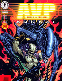 Aliens vs. Predator Annual