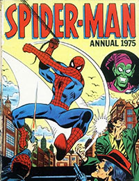 Spider-Man Annual (1974)