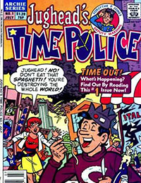 Jughead's Time Police (1990)