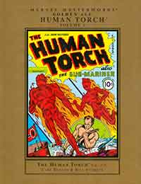 Marvel Masterworks: Golden Age Human Torch