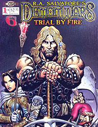 R.A. Salvatore's DemonWars: Trial By Fire