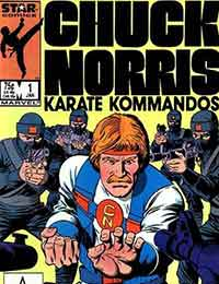 Chuck Norris and the Karate Kommandos