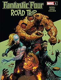 Fantastic Four: Road Trip