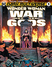 Tales From the Dark Multiverse: Wonder Woman: War of the Gods