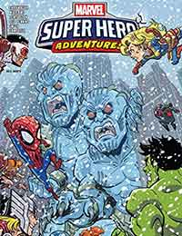 Marvel Super Hero Adventures: Frost Giants Among Us!