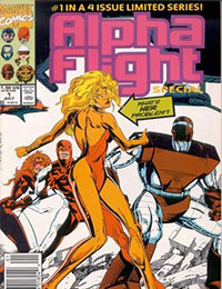 Alpha Flight Special (1991)