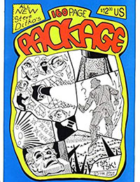 All new Steve Ditko's 160 page package