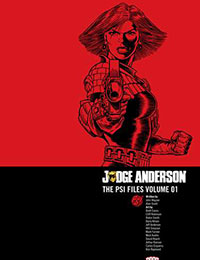Judge Anderson: The Psi Files