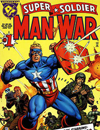 Super Soldier: Man of War