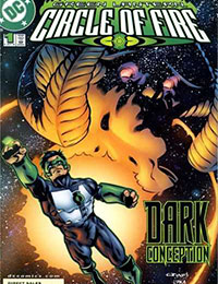 Green Lantern: Circle of Fire