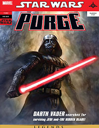 Star Wars: Purge - The Hidden Blade