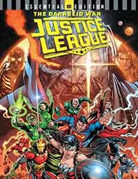 Justice League The Darkseid War Dc Essential Edition Comic