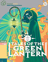 Tangent Comics/ Tales of the Green Lantern